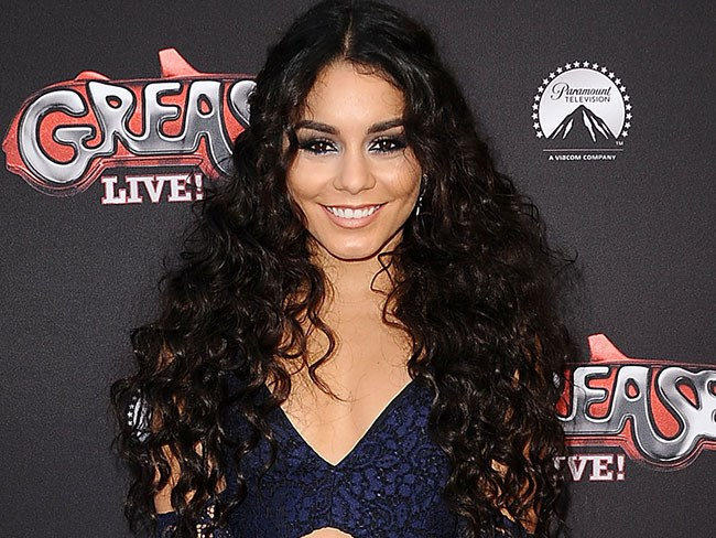 Vanessa Hudgens controversial hair accessory