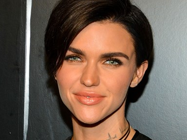 These throwback pics of Ruby Rose with long hair will give you LIFE