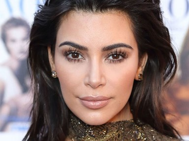 Kim Kardashian has explained those suspicious butt-pad pics
