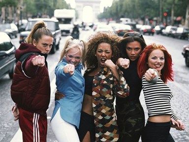 The Spice Girls' 'Wannabe' music video just got an EPIC makeover