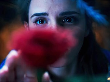 The first official Beauty and the Beast movie poster is here