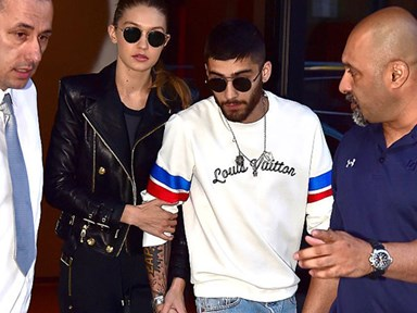 The photo that proves Gigi Hadid and Zayn Malik are back to normal