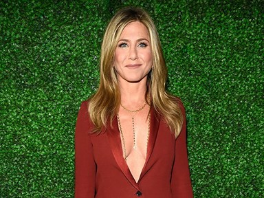 Jennifer Aniston would like you to STFU about her 'pregnancy'