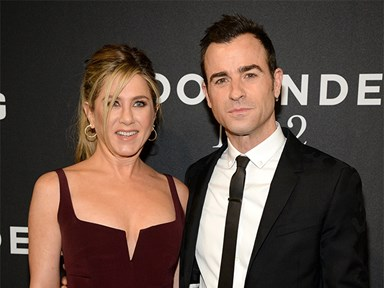 Justin Theroux is #HusbandGoals with this tribute to Jennifer Aniston