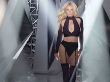 """Britney Spears is actual fire in a teaser for her new single """"Private Show"""""""