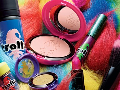 You need the Mac Cosmetics and Trolls collaboration in your life