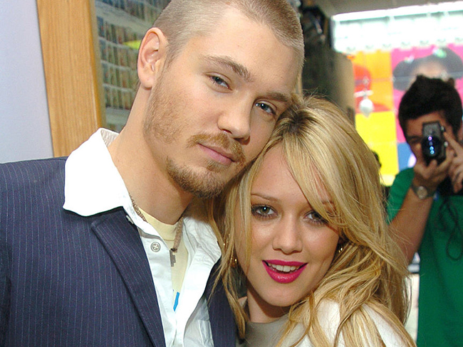 Who is chad michael murray dating in real life