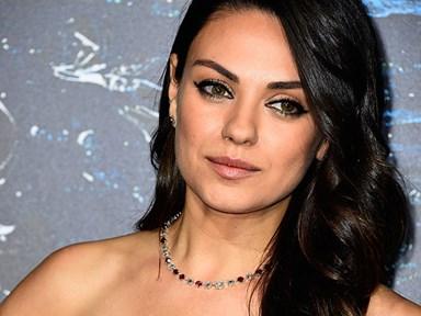 Mila Kunis says she was shamed for breastfeeding in public