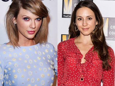 Troian Bellisario says we all need to chill the f out about her Taylor Swift 'false feminism' comment