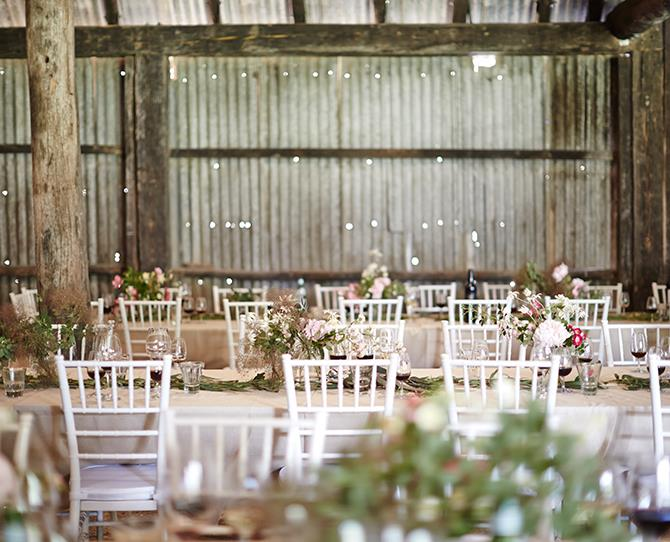 **VICTORIA** **Brown Brothers Milawa Winery, Milawa**  **[brownbrothers.com.au/visit-us/victoria/weddings](http://www.brownbrothers.com.au/visit-us/victoria/weddings)**   **Why it's amazing:** Who better to create the perfect marriage of wine and food than the experts at Brown Brothers, using the freshest local produce to complement their magnificent range of wines. If you have ever dreamt of having your wedding in wine country, this is the place. With a head chef who's passionate about showcasing the produce of the region, you'll be treating your guests to a culinary delight (and plenty of vino).   **And there's more:** Say your vows in an incredible vineyard location against uninterrupted views of Mt Buffalo or opt for a rustic-style ceremony in the restored barn. Why not make a weekend out of it with your bridal party and treat yourself to a post-wedding wine tasting