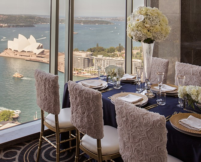 **NEW SOUTH WALES** **Shangri-La, Sydney** **