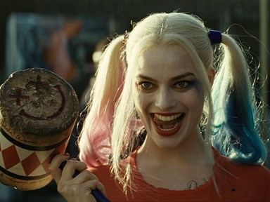 Margot Robbie's Suicide Squad costume looks suspiciously altered in these versions