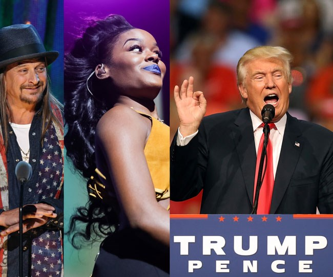 18 celebrities you didn't know supported Donald Trump