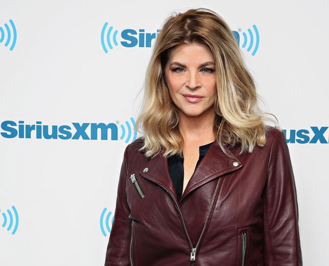 "**Kirstie Alley** In September, she [tweeted](https://twitter.com/kirstiealley/status/648329589492592640?ref_src=twsrc%5Etfw|target=""_blank"") that she liked Trump after disagreeing with the way '60 minutes' Scott Pelley was interviewing the candidate. In January, she told [FoxBusiness.com](http://www.foxbusiness.com/politics/2016/01/14/kirstie-alley-on-trump-hes-waking-this-country-up.html