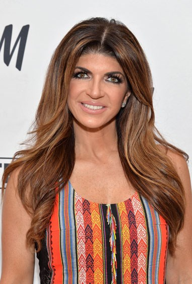 "**Teresa Giudice** Real Housewivse of New Jersey star Teresa Giudice joyfully tells Andy Cohen that 'of course I'm going to vote for Donald Trump' while being interviewed on Cohen's show *[Watch What Happens Live](http://www.bravotv.com/watch-what-happens-live/season-13/episode-28/videos/teresa-giudice-is-voting-for-donald-trump|target=""_blank"")*. Adding in that she thinks 'he's amazing' and 'he'll make a great president'."