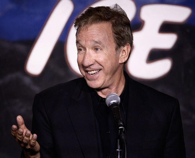"**Tim Allen** Comedian and actor Tim Allen shares his thoughts on Trump with [Fox News](http://www.foxnews.com/entertainment/2016/01/13/tim-allen-says-leans-left-leans-right-and-ends-up-center-right.html|target=""_blank"") 'I think it's funny because Donald Trump is kind of in the spirit of old Greek tyrants where they used to vote in a guy that had no encumbrances,' he said. Allen continues 'the smartest thing about him, which is probably most overlooked, to me, is that he doesn't owe anybody anything and if he would just stick to fixing the bridges, roads and infrastructures that's what he knows how to do… just keep doing that. He says a lot of stupid stuff but what he can do, he should do.'"
