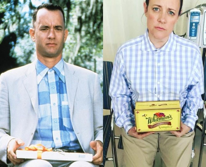 **8. Forrest Gump** THIS. IS. EVERYTHING.