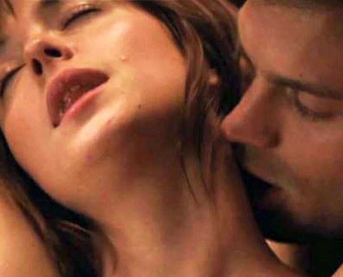 **21. Fifty Shade of Grey** The main issue with *Fifty Shades Of Grey* is that there are simply too many hot sex scenes to choose from.