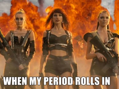 20 hilarious memes that perfectly define your period