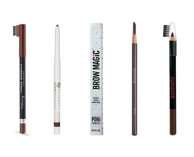 "**BROW PENCILS WE LOVE:** 1. [Rimmel London Professional Eyebrow Pencil](http://www.beautyheaven.com.au/make-up/brows-false-eye-lashes/9133-rimmel-london-professional-eyebrow-pencil|target=""_blank"") 2. [Ottoman3 Brow Pencil](http://www.beautyheaven.com.au/make-up/brows-false-eye-lashes/product/brow-pencil-1|target=""_blank"") 3. [PONi Brow Magic](http://www.beautyheaven.com.au/make-up/brows-false-eye-lashes/product/brow-magic|target=""_blank"") 4. [Shu Uemura Hard Formula Eyebrow Pencil](http://www.beautyheaven.com.au/make-up/brows-false-eye-lashes/41020-shu-uemura-hard-formula-eyebrow-pencil|target=""_blank"") 5. [Australis Eyebrow Pencil](http://www.beautyheaven.com.au/make-up/brows-false-eye-lashes/10976-australis-cosmetics-eyebrow-pencil|target=""_blank"")"