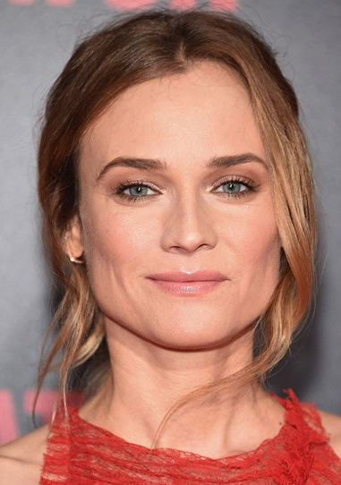 """**Brow tips for SQUARE-shaped faces** If your forehead, cheekbones and jawline are all a similar width, these are usually the characteristics of a square face shape. Bree says, """"It's crucial [for those with square face shapes] to create a statement brow to soften and balance out the distinctiveness of [the] jawline."""" Bree says in order to make your brow appear stronger, use a styling product of your choice to define a sharp peak at the top of the brow. The stronger your jawline is, the sharper you can make the angle of your brow and the peak."""