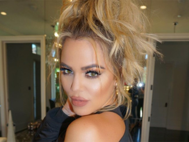 Everything Khloe Kardashian ate on her latest cheat day