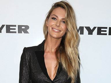 Jennifer Hawkins is still a fan of Donald Trump