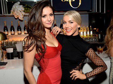 Nina Dobrev and Julianne Hough just mooned the entire internet