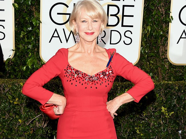 Watch Helen Mirren shut down sexist questions in this 1975 interview like an absolute boss