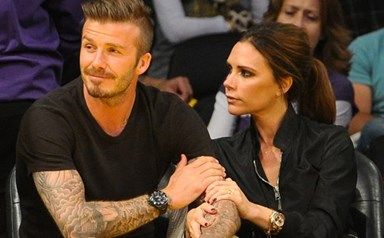 David Beckham is trying to convince Victoria to do the Spice Girls reunion