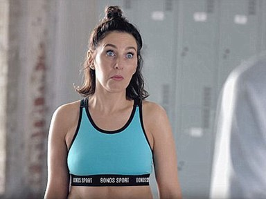 Zoe Foster and Hamish Blake's Bonds ad accused of sexism
