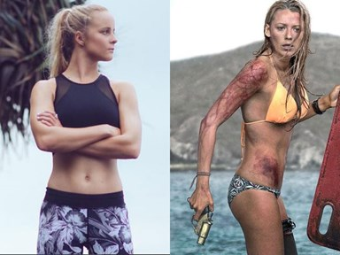 Blake Lively's stunt double from The Shallows reveals the secrets to her bangin' bod