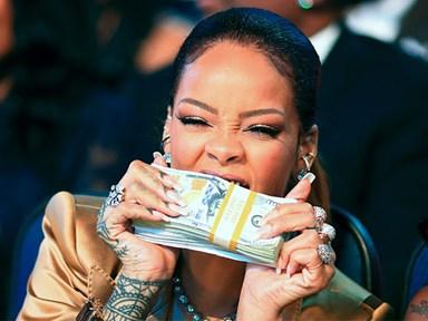 11 times Rihanna literally DGAF