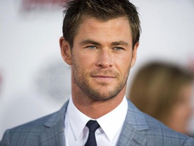 Chris Hemsworth shares an adorbs throwback pic of his dad on Insta for Father's Day