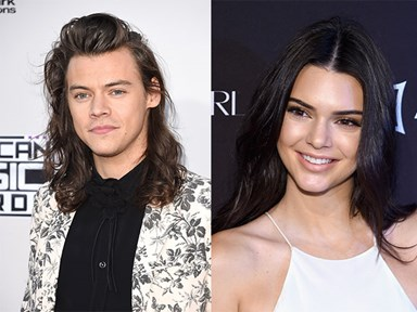 We don't mean to alarm you but Kendall Jenner and Harry Styles could be BACK ON