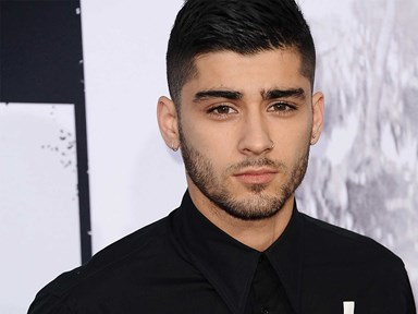 Zayn Malik is unrecognisable with his new look