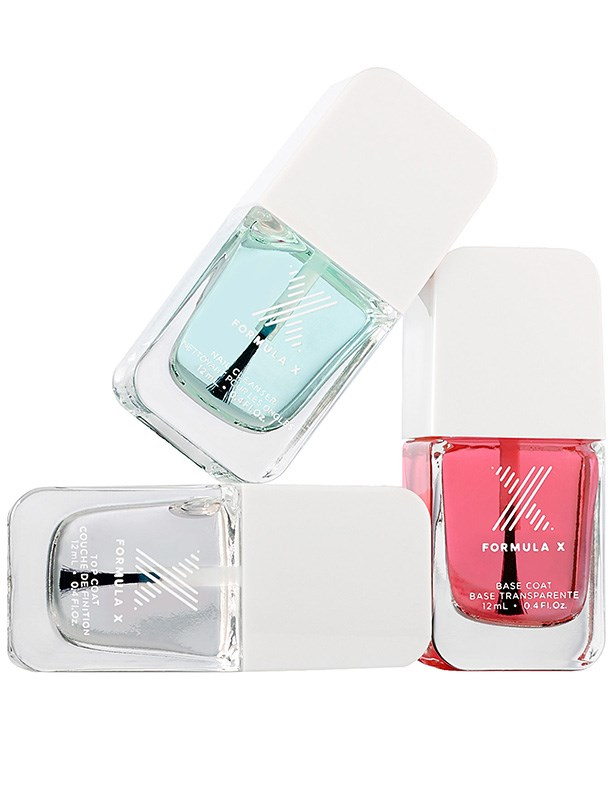 "Formula X The Nail System <br><br> Related links: <br><a href=""http://www.elle.com.au/news/beauty-news/2014/4/sephora-is-coming-to-australia-in-2015/"">Sephora is coming to Australia </a><br> <a href=""http://www.elle.com.au/news/beauty-news/2014/10/sephora-announces-final-beauty-brand-list-for-australia/"">Sephora announces beauty product line-up for Australian stores </a>"