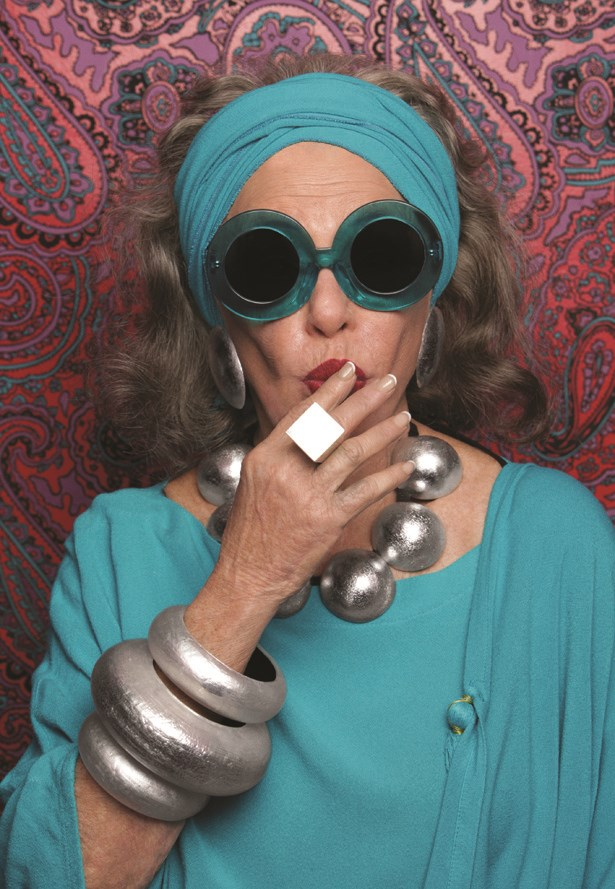 """Karen Walker x Advanced Style"" 2013"