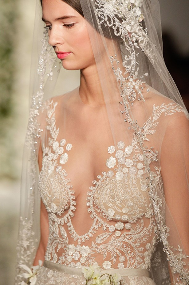 Bridal Fashion Week Week Autumn Winter 2015