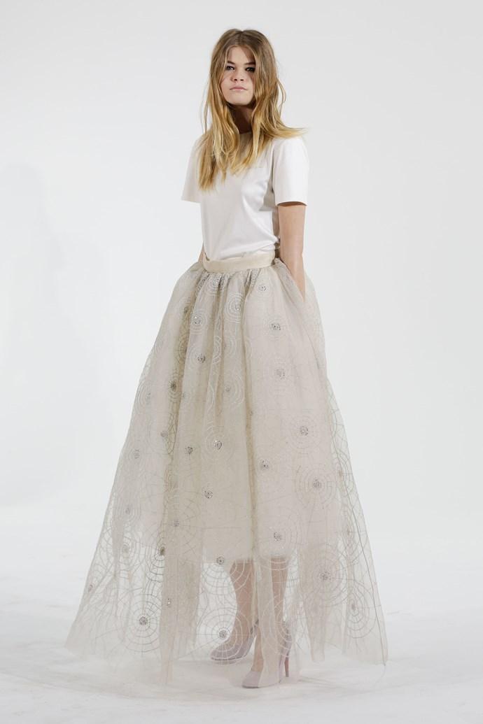Houghton Bridal Fashion Week Autumn Winter 2015