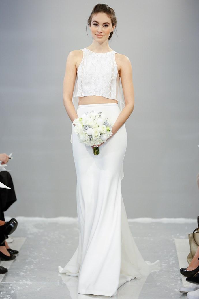 Theia Bridal Fashion Week Autumn Winter 2015