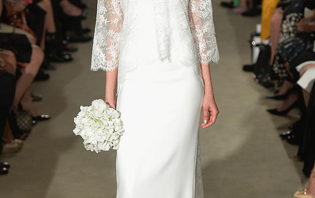 Carolina Herrera wedding website