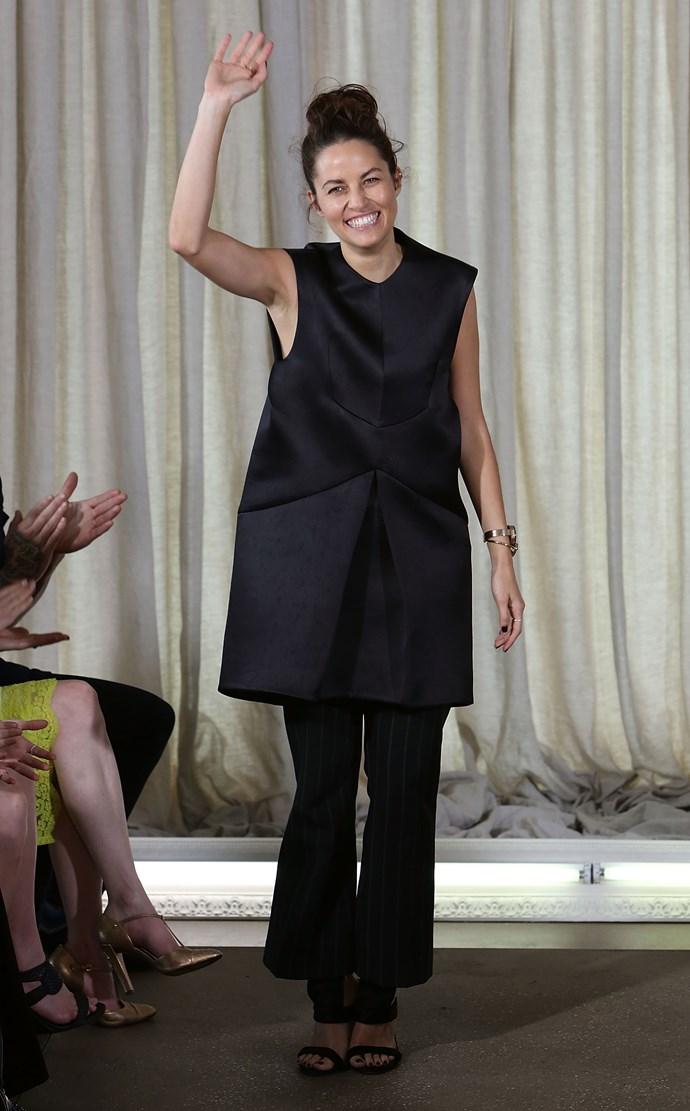 ELLE STYLE AWARDS Australian Designer Of The Year: Kym Ellery For Ellery