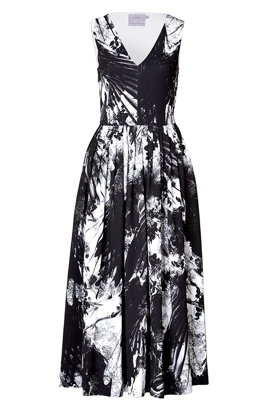 "Dress, $2,011, Preen by Thorton Bregazzi, <a href=""http://www.stylebop.com/au/product_details.php?menu1=clothing&menu2=5&id=545500 "">stylebop.com </a>"