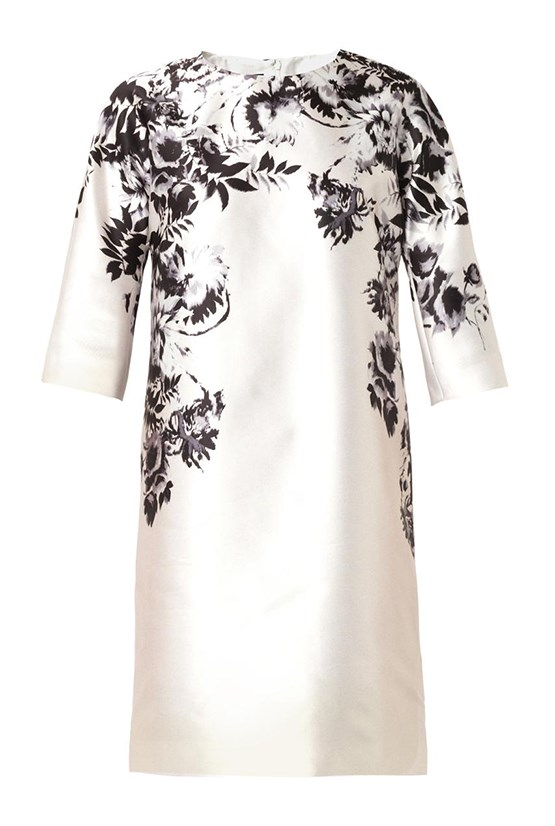 "Dress, $2,519, Giambattista Valli, <a href=""http://www.matchesfashion.com/product/202425 "">matches.com</a>"