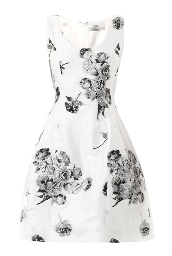 "Dress, $3,461, Prabal Gurung, <a href=""http://www.matchesfashion.com/product/198016"">matches.com</a>"