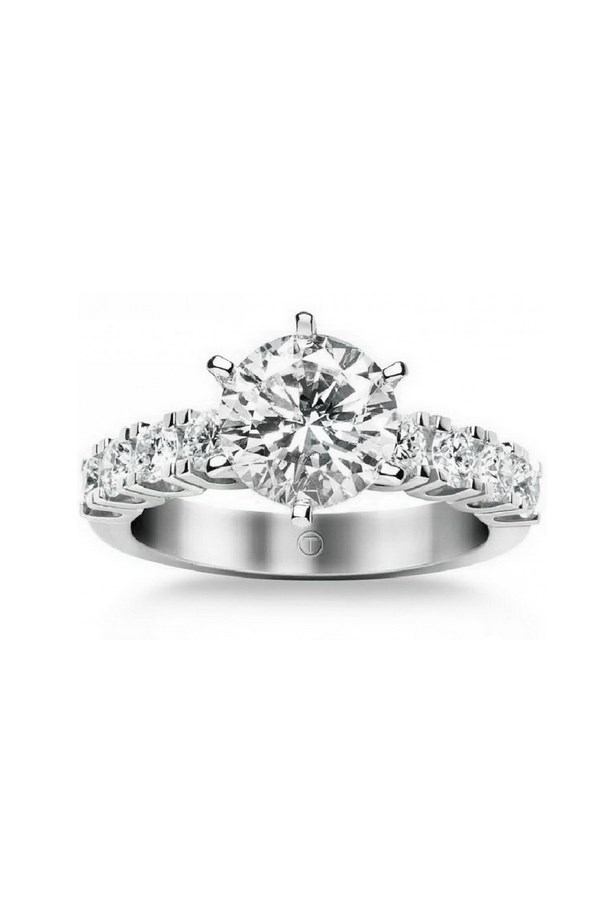 "<strong>Under $20,000</strong> <br><br> Ring, $19,950, Thomas Jewellers, <a href=""http://www.thomasjewellers.com.au/4180025-diamond-engagement-ring-with-shoulder-diamonds.html"">thomasjewellers.com.au</a>"