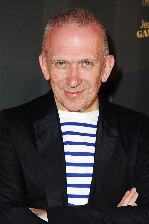 Jean Paul Gaultier wins ELLE STYLE AWARDS Fashion Icon Award