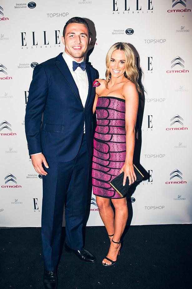 ELLE Style Awards: Red carpet arrivals