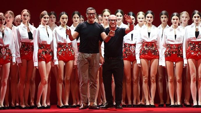Dolce Gabbana found innocent of tax evasion